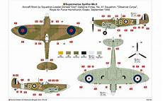 a02102 airfix supermarine spitfire mk va 1 72