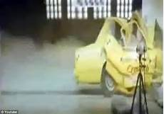 Worst Crash Test of worst crash tests show cars that are
