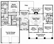 dreamhomesource com house plans country style house plan 3 beds 2 5 baths 1902 sq ft