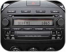 mazda mx 5 nc radio