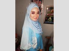 Dress Pengantin Satin 789   Malaysian Baju Kurung