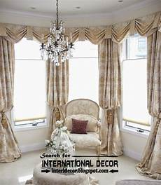 Top Trends Living Room Curtain Styles Colors And Materials