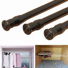 extendable adjustable tension window curtain rod