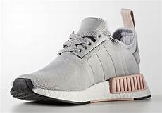 adidas nmd pink grey s release info sneakernews