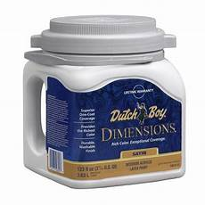 dutch boy 1 db67603 dimensions interior acrylic paint
