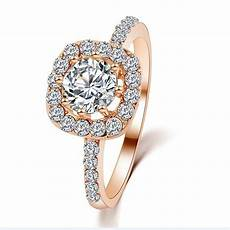 wholesale platinum plated jewelry fashion bague engagement