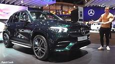 2019 mercedes gle 300d amg line gle review interior
