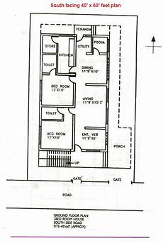 vastu house plan for south facing plot vastu maps south facing plot size of 40 60 feet