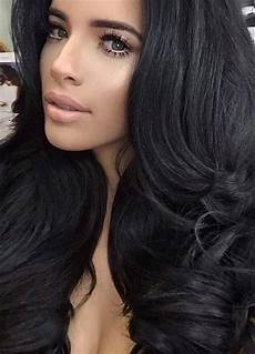 Black Colored Hairstyles