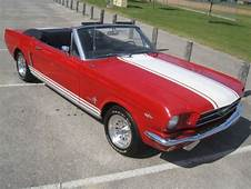 1965 Ford Convertible GT350 Mustang 289 AUTO C CODE