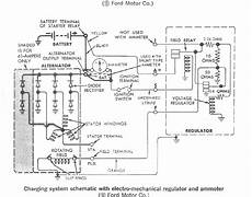 What Is The Proper Wiring For A 1966 Ford Thunderbird