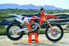 ktm sxf 450 2018 ktm 450 sx f factory edition test cycle news