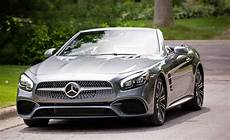 2018 Mercedes Sl Class Exterior Review Car And Driver