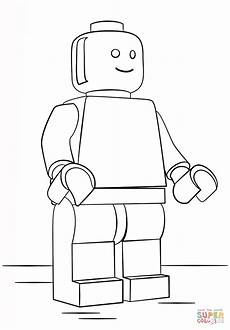 Malvorlagen Lego Lego Character Coloring Pages Coloring Home