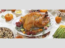 lead image for Restaurants Serving Thanksgiving Dinner in LA