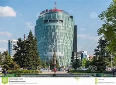 mobile telecommunications co vodafone building editorial stock photo image of