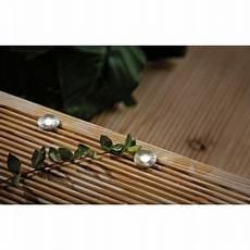 Mini Insert Led 224 Vis Encastrable Pour Terrasse Bois Avec