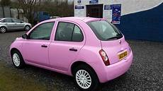 Nissan Micra Automatik - automatic pink nissan micra in strabane county tyrone