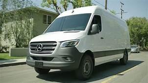 2019 Mercedes Benz Sprinter Cargo Van US Spec  YouTube