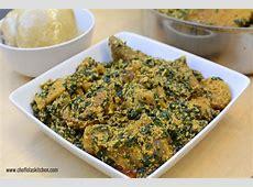egusi soup  nigerian chicken stew_image