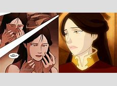 what happened to zuko's mom