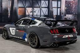 Ford Mustang GT4 Racer Debuts At SEMA  Motor Trend