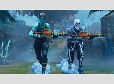 Ghoul Trooper 4K 8K HD Fortnite Battle Royale Wallpaper