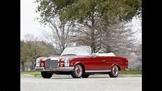 1971 Mercedes 280 Se 3 5 Cabriolet