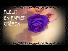 fleur papier crepon activit 233 pour enfants fleur en papier cr 233 pon