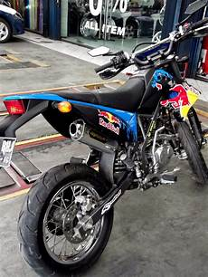 D Tracker Modif by D Tracker 250 Modifikasi Thecitycyclist