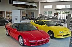 collectible classic 1991 2005 acura nsx automobile magazine
