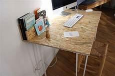 un bureau osb handmade tr 232 s simple 224 r 233 aliser bureau