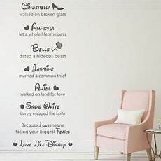 Like Disney Vinyl Wall Sticker Quote Decal We