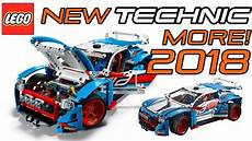 lego technic neuheiten 2018 new 2018 lego technic rally car set 42077 official