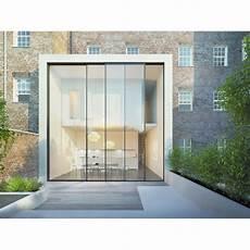 largeur baie vitrée baie vitr 233 e coulissante tr 232 s grande hauteur et largeur