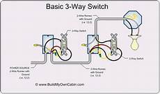 3 way and 4 way switch wiring for residential lighting three way switch light switch wiring
