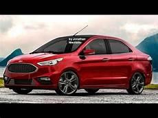ford ka 2019 facelift render ford ka sedan 2019 facelift ka