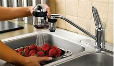 Water Filtration Faucets Kitchen 5 Best Faucet Water Filters 2019 Sink Water Filter