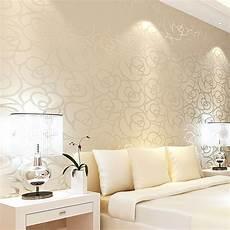 Aliexpress Buy Classic Style Velvet Wallpaper Gold
