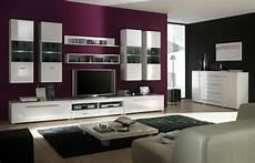 wände farblich gestalten dnevne sobe nella namještaj