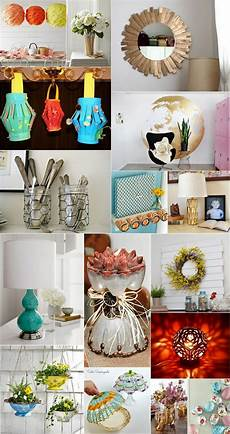 Home Decor Ideas Craft by Diy Home Decor Crafts Ideas Dearlinks Ideas