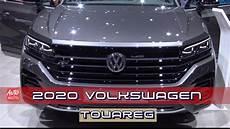 volkswagen 2020 touareg exterior 2020 volkswagen touareg r line 4 0 tdi 422hp exterior