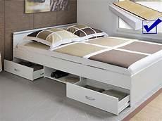 bett mit lattenrost und matratze jugendbett bett 140x200 weiss lattenrost matratze