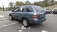 used 2006 acura mdx touring at acura of little rock used
