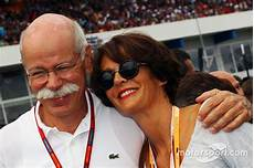 Dr Dieter Zetsche Daimler Ag Ceo On The Grid With His