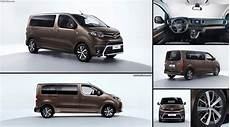Toyota Proace Verso 2016 Pictures Information Specs