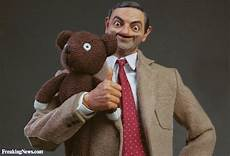 mr bean teddy bean pictures freaking news