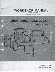 small engine repair manuals free download 2003 volvo c70 instrument cluster volvo penta 2001 2002 2003 2003t engine service manual pdf online download