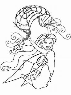 disney silvermist coloring pages free printable