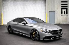 Stealthy Matte Grey Mercedes S63 Amg Coupe Gtspirit